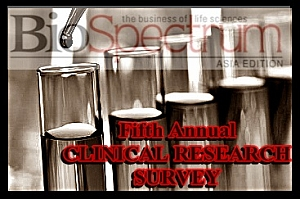 BioSpectrum Asia (BSA) 5th Annual CRO Survey