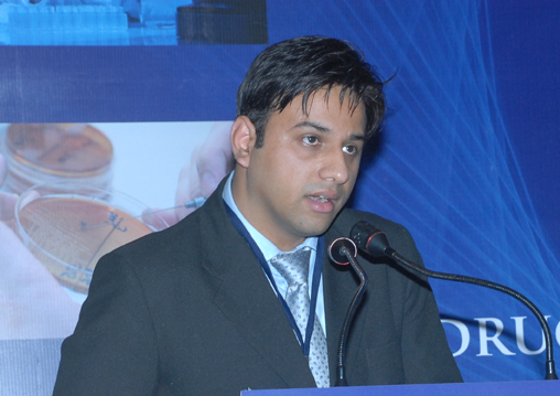 Mr Sahil Kapoor, one of the founders of Novo Informatics