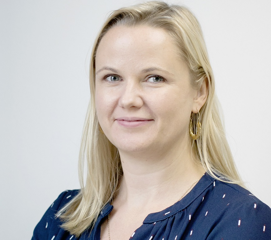 Saskia Kendall, Head of Health, Sandpiper Communications, Singapore